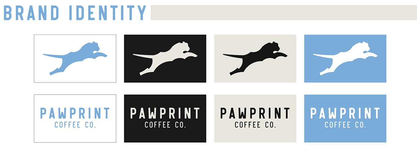 Pawprint Brand