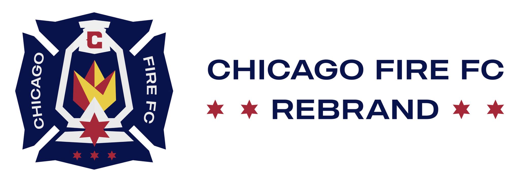 Chicago Fire Rebrand